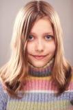 Портрет милой предназначенной для подростков девушки Стоковые Фотографии RF
