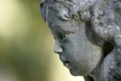 портрет младенца ангела Стоковая Фотография RF