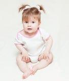 портрет младенца Стоковые Фотографии RF