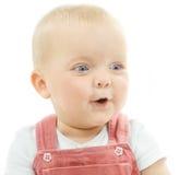портрет младенца Стоковые Изображения
