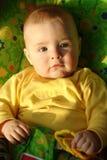 Портрет младенца Стоковое Изображение
