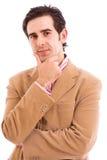 Портрет молодого бизнесмена Стоковые Изображения