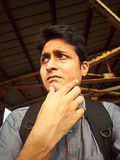 Портрет молодого человека стоковое изображение