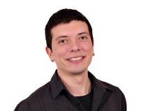 Портрет молодого человека Стоковая Фотография