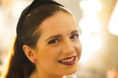 Портрет молодых женщин стоковое фото