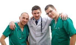 Группа в составе медицинский доктор Стоковая Фотография RF