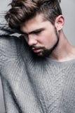 Портрет молодого человека Стоковое Изображение RF