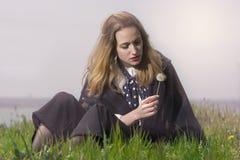 Портрет молодой женщины Стоковая Фотография