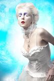 Портрет моды Стоковая Фотография RF