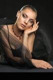 Портрет моды Стоковые Фотографии RF