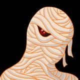 Портрет мумии Стоковое фото RF