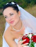 портрет невесты Стоковая Фотография RF