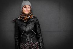 Портрет образа жизни моды стоковые фото