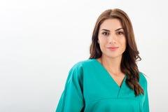 Портрет доктора молодой женщины Стоковая Фотография RF