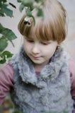 Портрет осени Стоковая Фотография