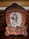 Портрет дочери императора Николаса 2 стоковое фото