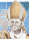 Портрет Папы Иоанна Павел II