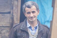 Портрет пастуха Taleshi стоковые изображения
