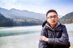 Портрет пейзажа Стоковая Фотография RF