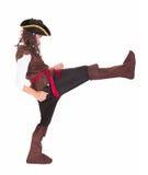 Портрет пинать пирата стоковое фото