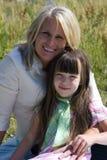 портрет племянницы тетушки стоковое фото rf