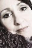 портрет повелительницы Стоковые Фотографии RF
