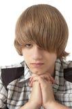 Портрет подростка Стоковое Фото
