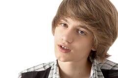 Портрет подростка Стоковые Изображения