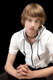 Портрет подростка Стоковое Изображение RF