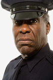Портрет полицейского Стоковая Фотография