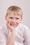 Портрет подростка 12 гомосексуалиста Стоковое Фото