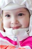Портрет прелестной маленькой девочки Стоковое фото RF