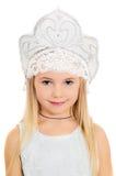 Портрет прелестно маленькой девочки Стоковые Фото