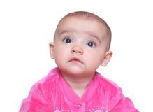 Портрет пятимесячного младенца Стоковые Изображения RF