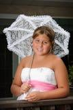портрет ребенка официально Стоковые Фото