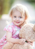 Портрет ребенка Стоковые Фото