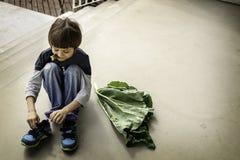 Портрет ребенка Стоковое Фото