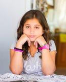 Портрет ребенк стоковое изображение