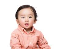 Портрет ребёнка Азии стоковое фото rf