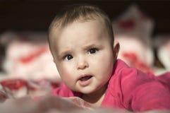 портрет ребёнка малый Стоковая Фотография RF