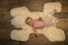 Портрет ребёнка Стоковые Фото