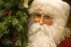 Портрет Санта Клауса стоковое изображение rf