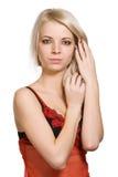 Портрет сексуальной женщины Стоковые Фотографии RF