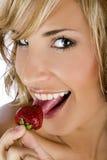 Портрет сексуальной девушки Стоковые Фотографии RF