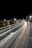 портрет скоростной дороги Стоковые Изображения