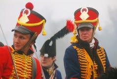Портрет солдат Стоковое фото RF