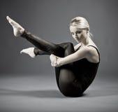 Портрет спортивной женщины Стоковое фото RF