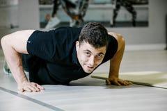 Портрет спортсмена Стоковое фото RF