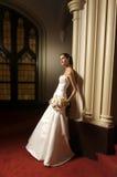 портрет способа невесты Стоковое Изображение RF