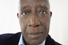 Портрет старшего бизнесмена стоковая фотография rf